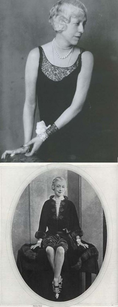 Vogue, 1924 and 1927