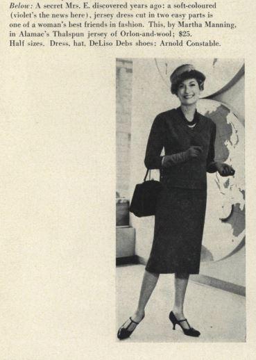 Vogue, September 1, 1958