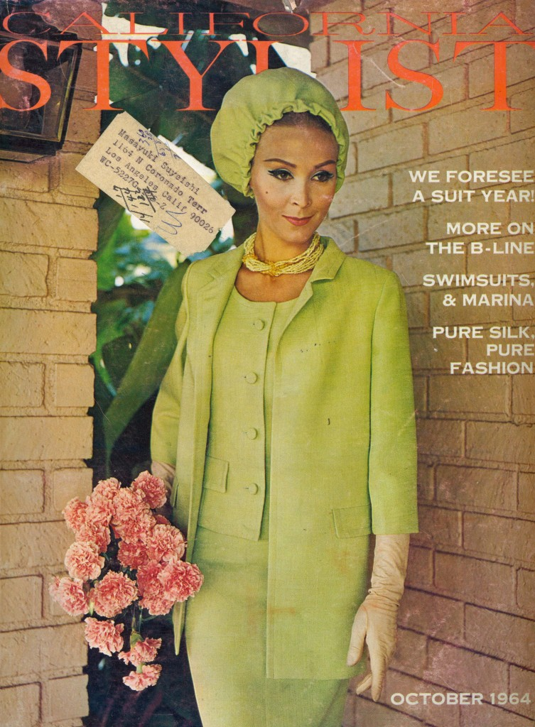 California Stylist, October 1964