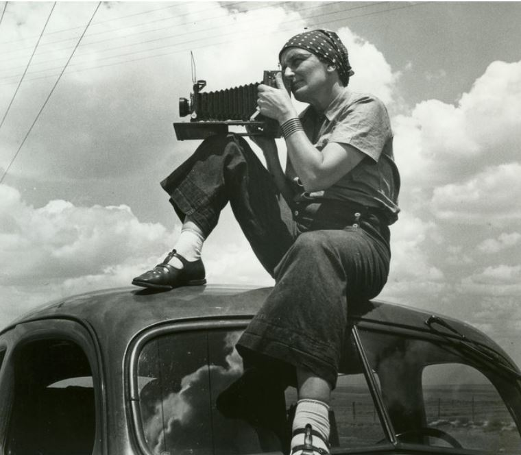 Photograph by Paul S. Taylor, 1936
