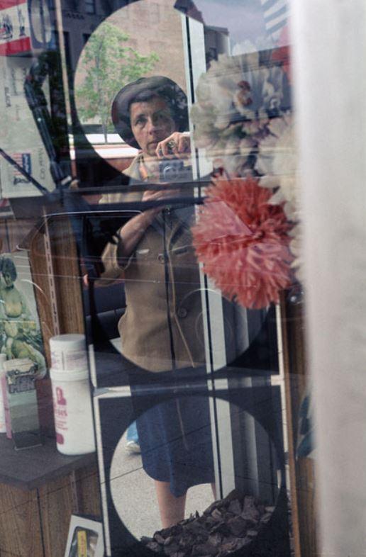 From Vivian Maier: Self Portraits, 2013