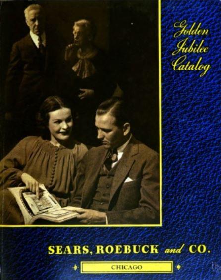 Sears catalog, Fall 1936