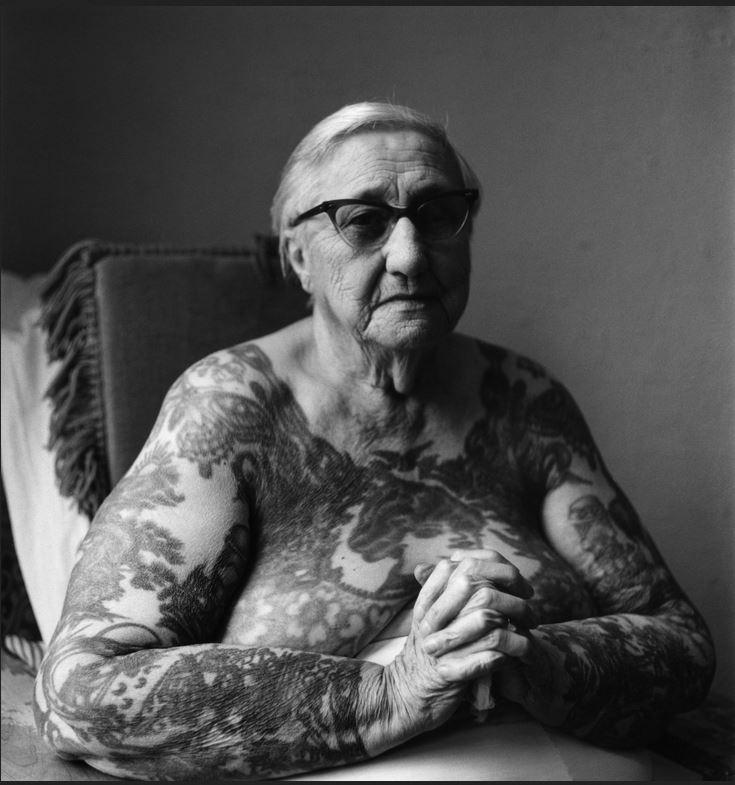 Imogen Cunningham, After Ninety