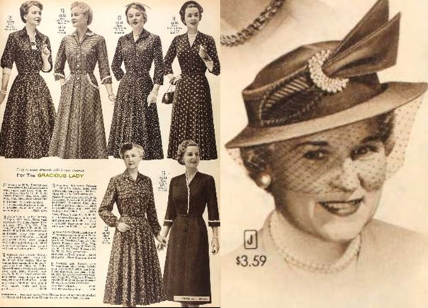Sears catalog, Fall 1956