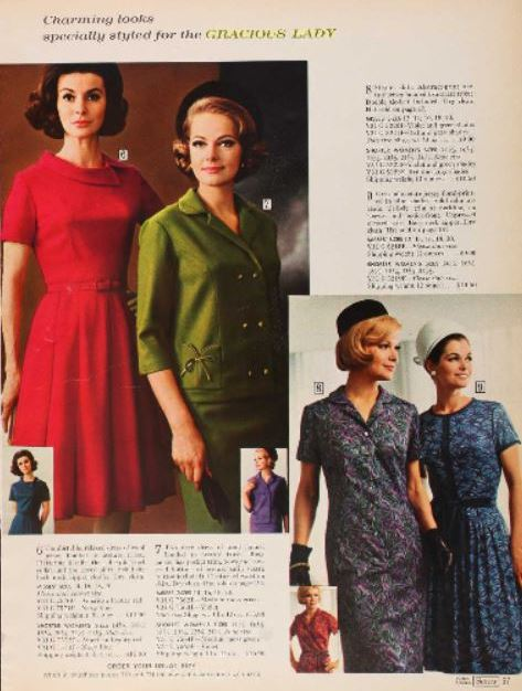 Sears catalog, Fall 1967
