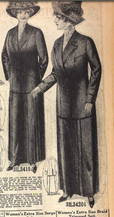 Sears catalog, Spring 1913