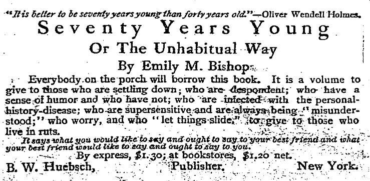 New York Times, June 15, 1907