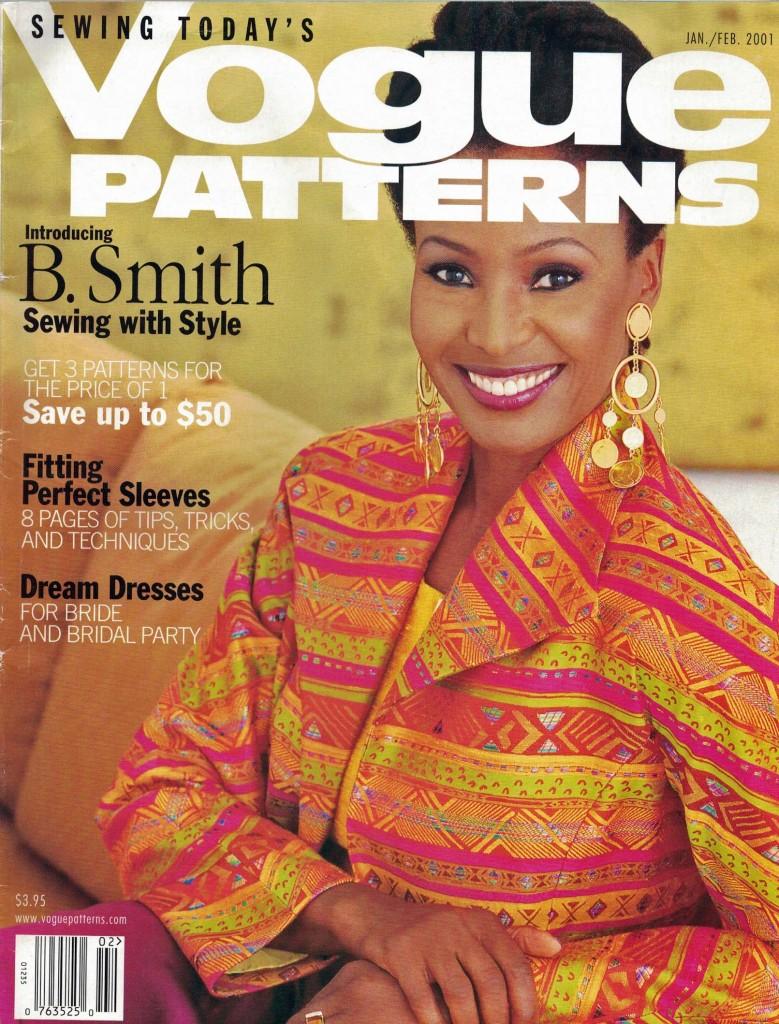 Vogue Patterns, January/February 2001