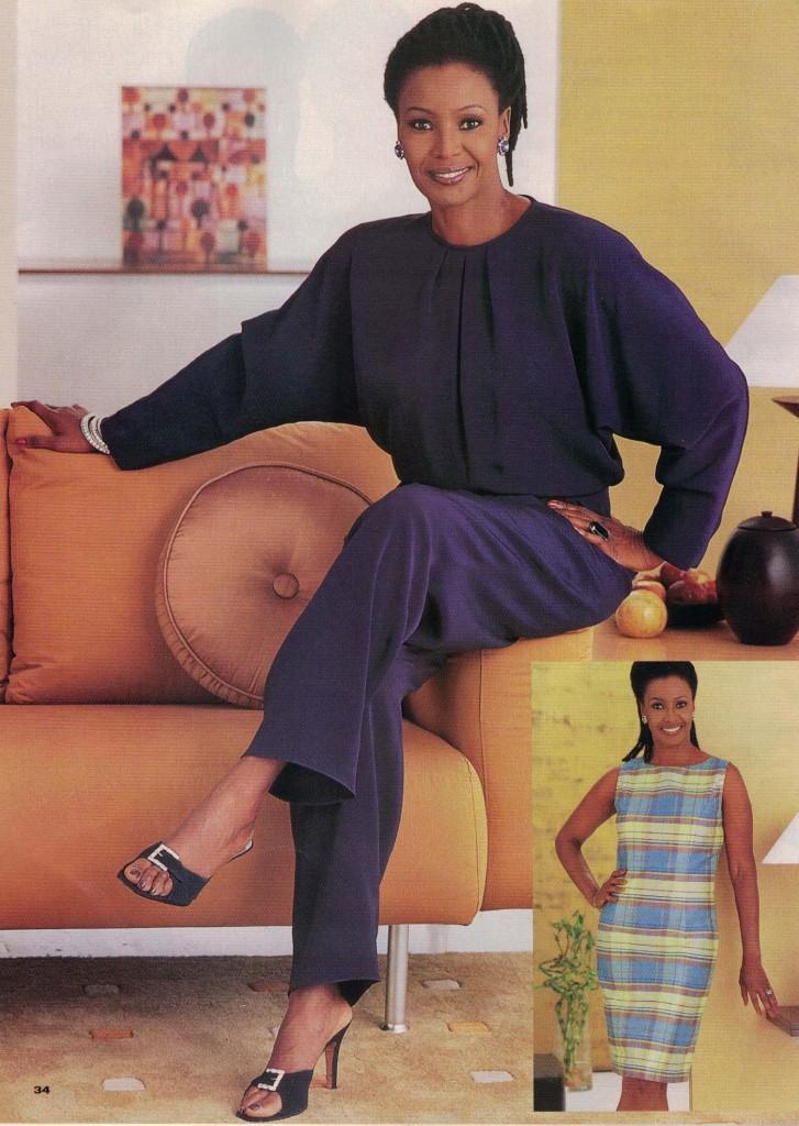 Vogue Patterns, January/February, 2001
