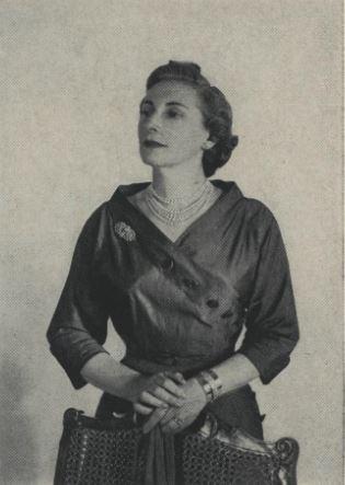 Madame Eta in Vogue, Sept. 15, 1948