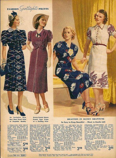 Sears Catalog, 1938