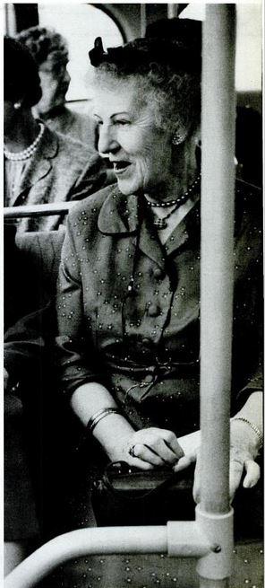 Mrs. Williams in Arkhangelsk, Life, July 27, 1959