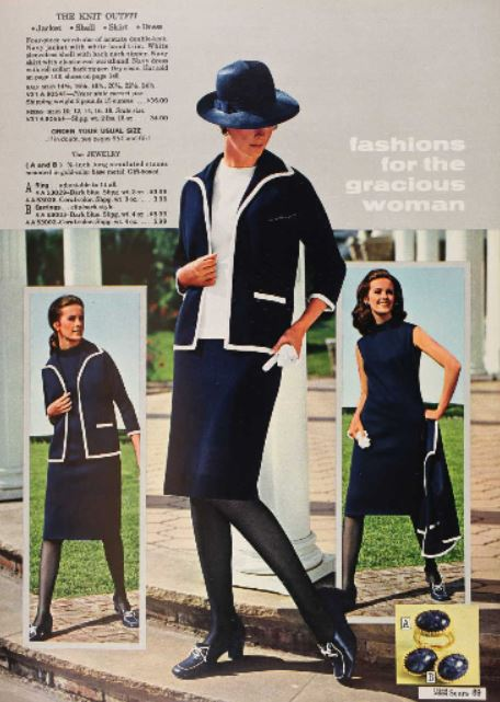 Sears catalog, Spring 71