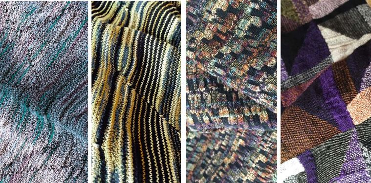 A sampling of my Jhane Barnes sweaters