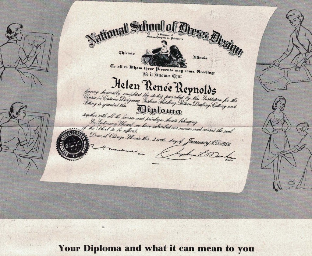 Promotional material, 1957
