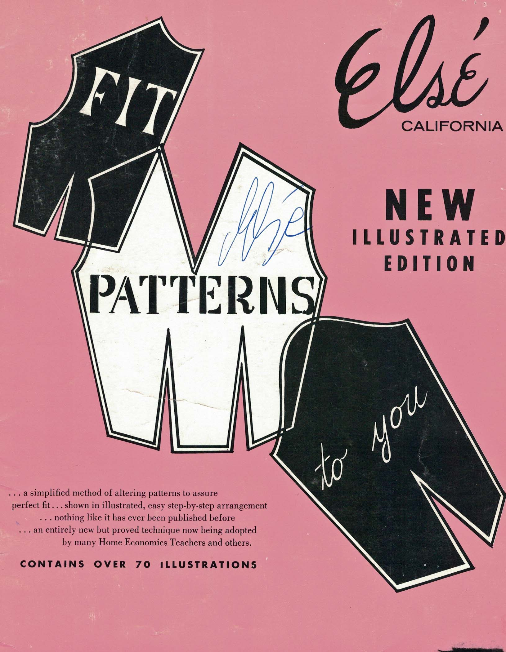 Fit Patterns to You, 1953