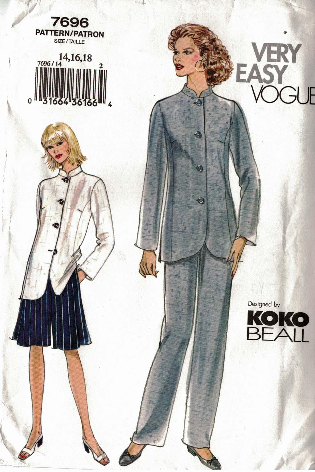 A Koko Beall pattern in my stash
