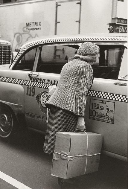 Helen Levitt, 1982. Museum of Modern Art