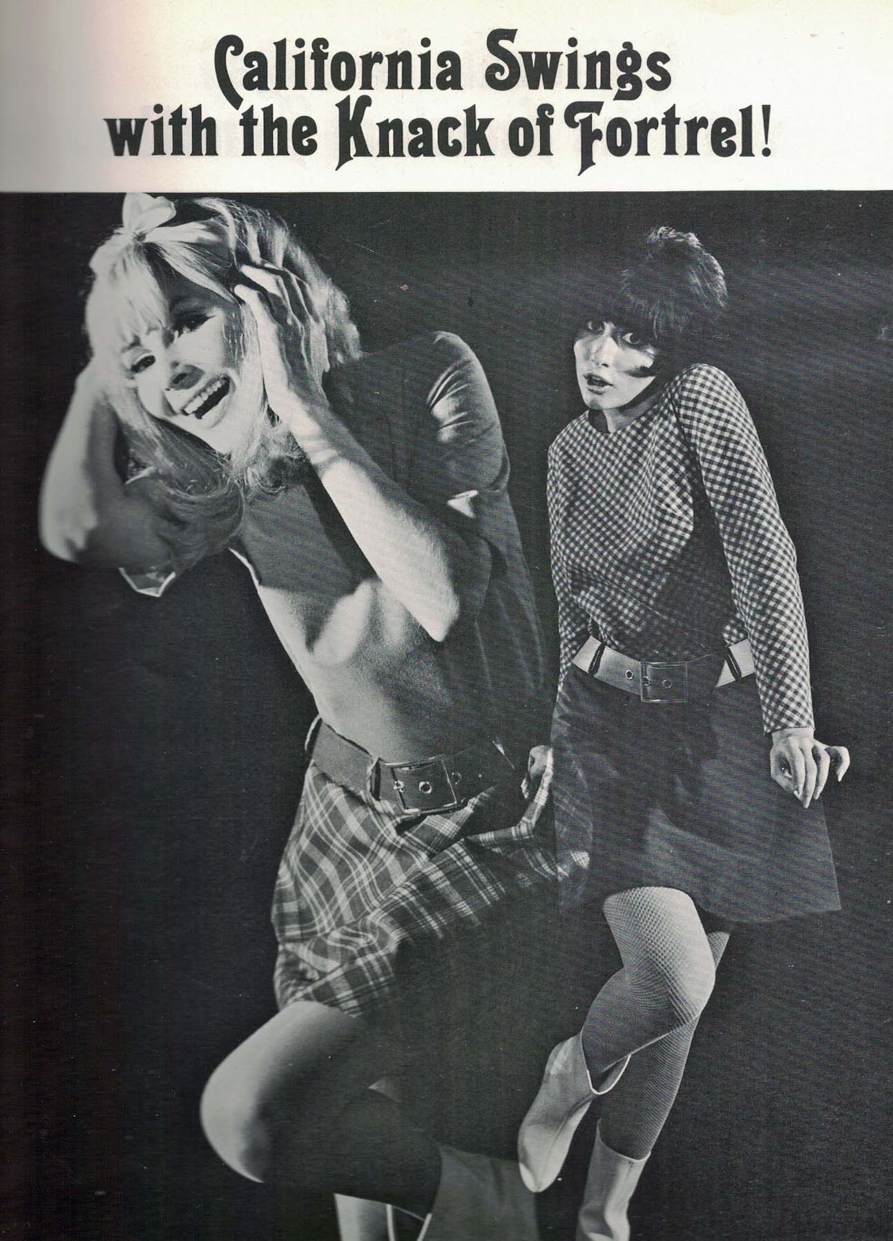California Stylist, June 1966