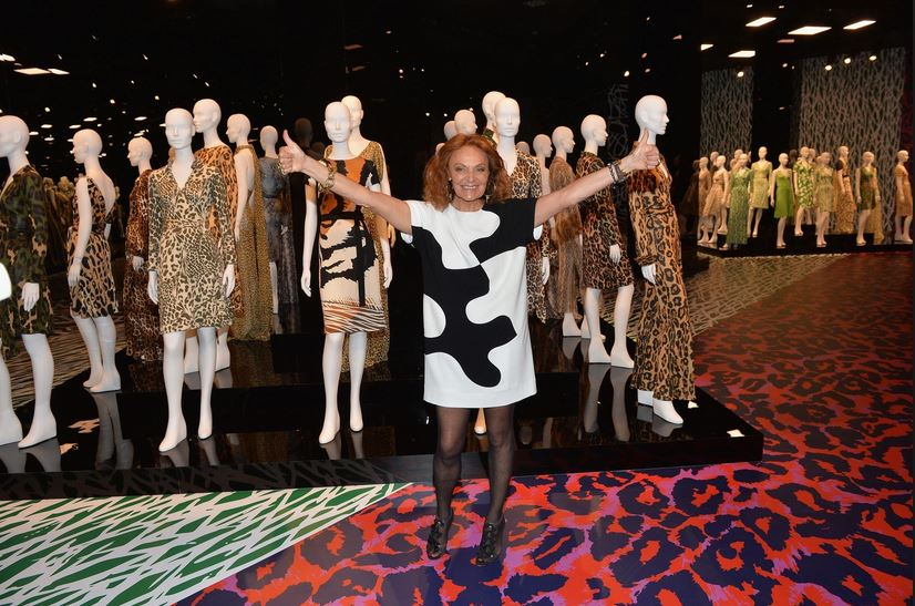 Journey of a Dress Exhibit, 2014. Photo by the LA Times