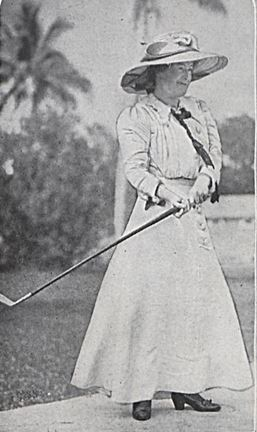 Mrs. Henry Philips, Palm Beach Florida, Vogue March 1, 1912