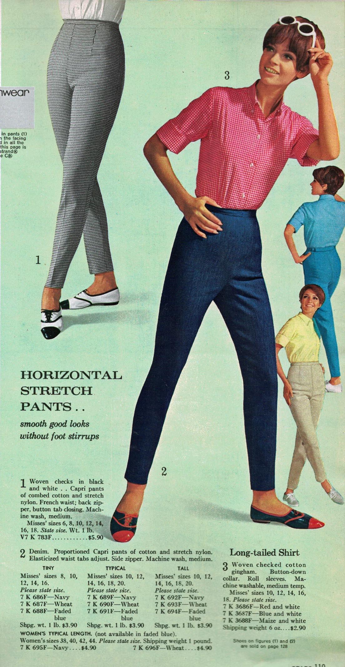Sears catalog, Spring/Summer 1966