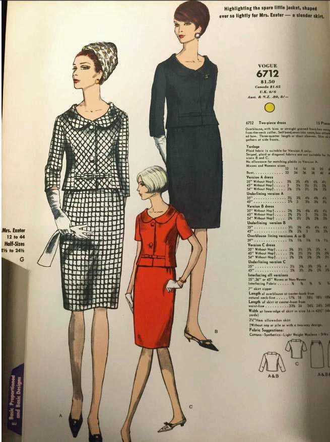 Vogue catalog, January 1967